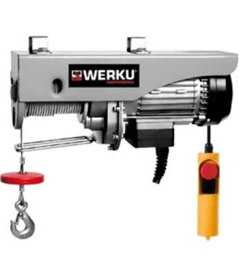 GUINCHO ELECT 500W 100/200KG WK400160
