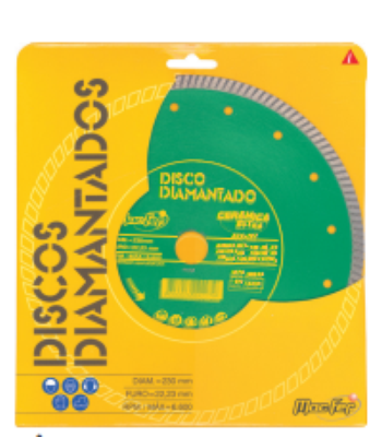 Disco Diamante Cerâmica Extra KCC103