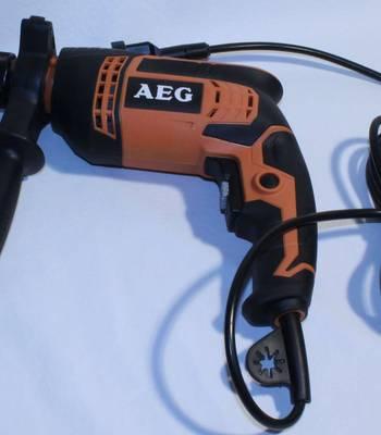Berbequim 650W-13 SBE650R AEG