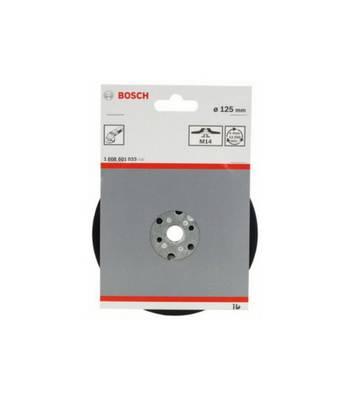 Prato lixa rebarbadora m14-125mm 1608601033