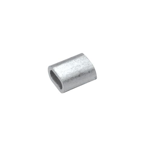 Clip Terminal Alumínio DIN3093