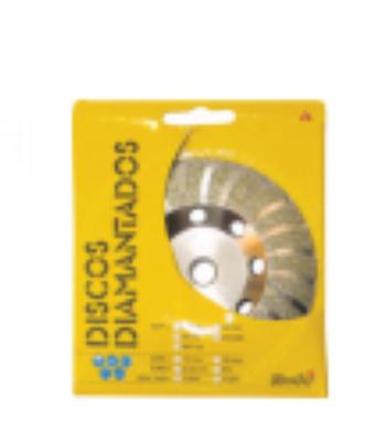 Mó Diamantada electrodepositada convexa SMG306 115 x M14