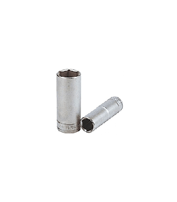 """Chave Caixa Cr-V 1/4"""" longa 50mmL"""