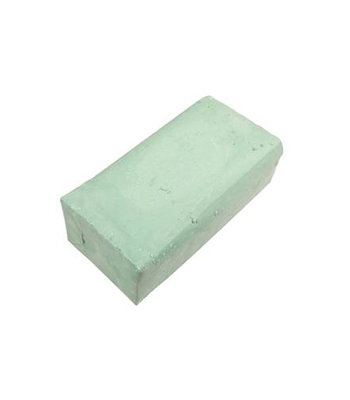 Pasta pré polir aço/inox G-PP 1 VP FE Verde