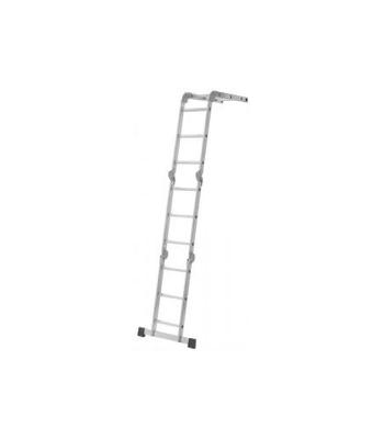 Escada multiusos articulada