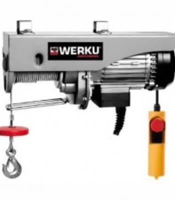 GUINCHO ELECT 1050W 300/600KG WK400220