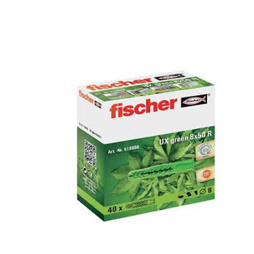 Bucha Nylon c/Aba green UX