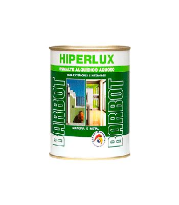 Esmalte Hiperlux Aquoso Cor 0,25L