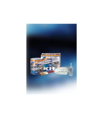 Kit Reparação Resina Poliester 1 kg