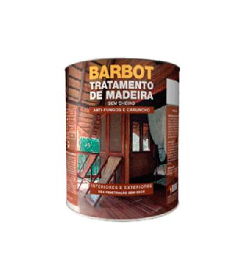 Tratamento de Madeira - sem cheiro
