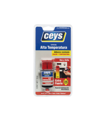 Cola Alta Temperatura 12 ml ceys