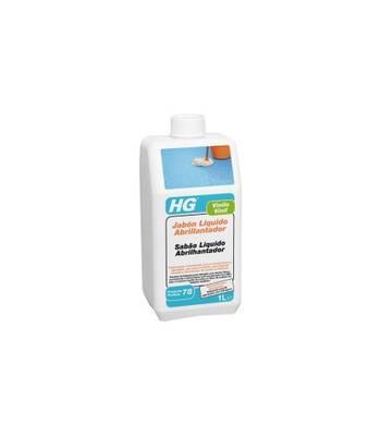 HG Sabão Liquido Abrilhantador para Vinil 1L