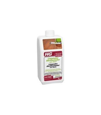 HG Limpador Abrilhantador uso diário para Parquete 1L