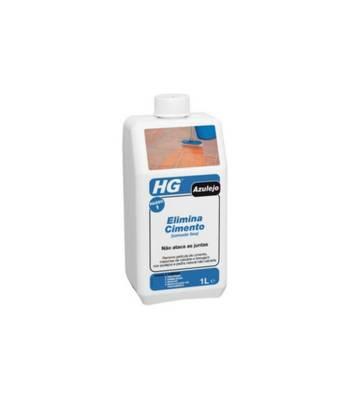 HG Removedor de Cimento e Cal em Azulejo 1L