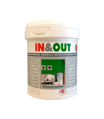 Esmalte In&Out Brilhante/Acetinado/Fosco 2,5L