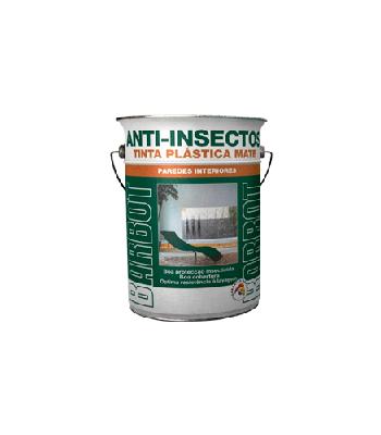 Tinta Lisa Anti-Insectos