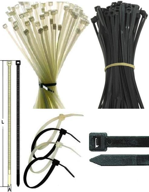 Abracadeira nylon