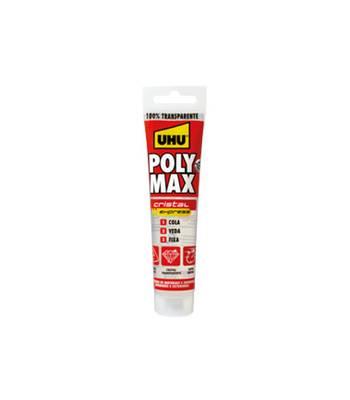 Silicone cola e veda polymax transparente 115 gr