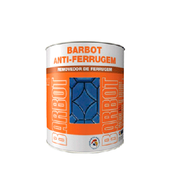 Barbot Anti-ferrugem 1L