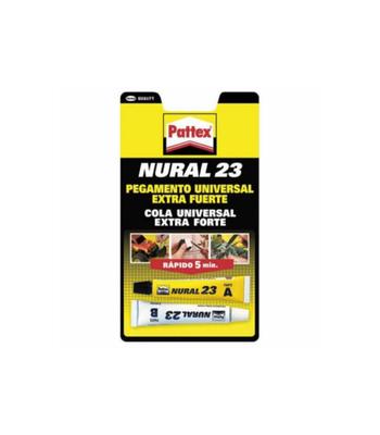 Cola Nural 23 Universal transparente 22 ml