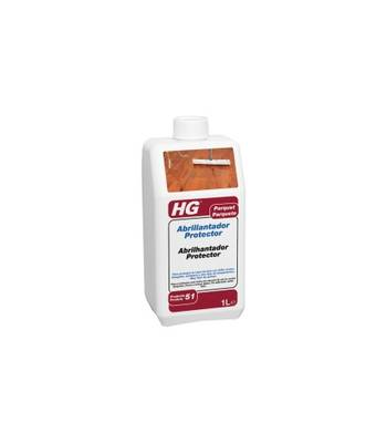 HG Abrilhantador Protector para Parquete 1L