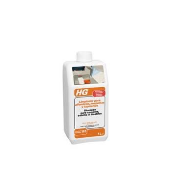 HG Shampoo para carpetes, estofos & alcatifas 1L