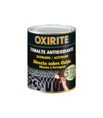 Esmalte Oxirite Liso Acetinado