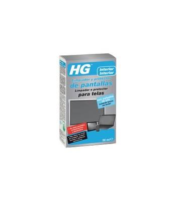 HG Limpador e protector TV plasmas 100ml