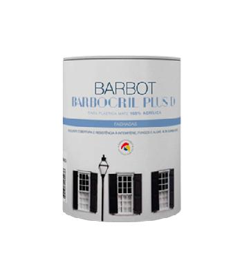 Tinta Barbocril Plus D