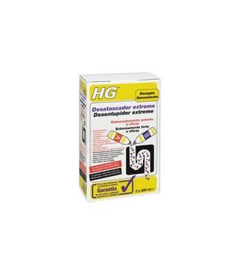 HG Desentupidor extreme 2x500ml